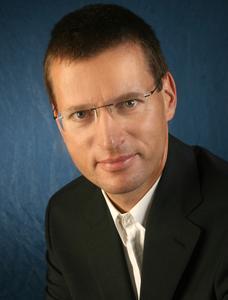 Porträt von Martin Aschoff, Vorstand AGNITAS AG