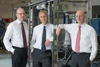 """Team from Coherent in Goettingen nominated for """"Deutscher Zukunftspreis 2013"""""""