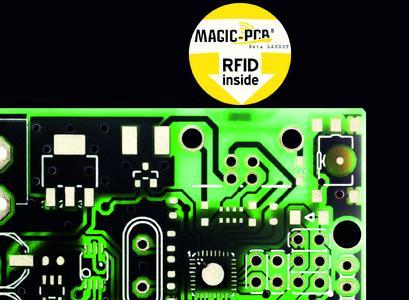 RFID-Chip inside - Sichere Kennzeichnung und Rückverfolgbarkeit