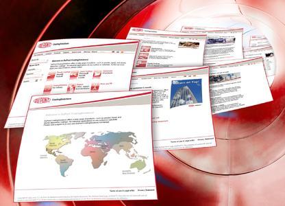 Mit dem Relaunch der Website hat DuPont CoatingSolutions das Informations- und Serviceangebot im Internet deutlich erweitert und übersichtlicher gestaltet.