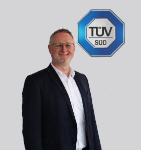 Ralf Breisch leitet den Vertrieb Retail der TÜV SÜD Division Mobility
