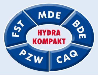 HYDRA-Kompakt Grafik