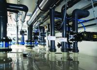 Reisner hat das gesamte Rohrleitungsnetz sauber und korrosionsfrei ausgeführt