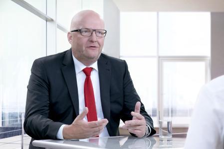 Frank Haines, CSO von Inforsacom Logicalis