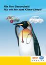Ein Pinguin ist zentrales Motiv der Thermo Management-Kampagne 2008 von Hella.