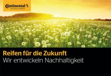 """""""Wir entwickeln Nachhaltigkeit"""": Eine Fallstudie von Continental"""