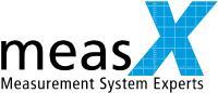 Logo measX GmbH & Co.KG