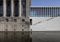 Verbindung zum Pergamon-Museum  Foto: Ute Zscharnt for David Chipperfield Architects