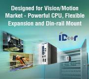Automation Box IPC UNO-1483G mit iDoor-Support (Quelle: AMC/Advantech)