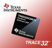 TRACE32® supports Trace for C66x Series of TI KeyStone™