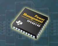TI Stackable Controller Maximizes Power Density and Energy Performance in Data Centers and Telecom Systems