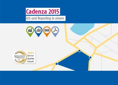 Disy Cadenza 2015 Abb 1 GIS und Reporting