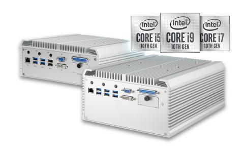 BRESSNER Technology präsentierte neue fahrzeugtaugliche Embedded PCs mit Intel® Core™ Prozessoren der zehnten Generation