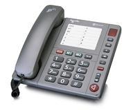Das Großtastentelefon PowerTel 90 von amplicomms