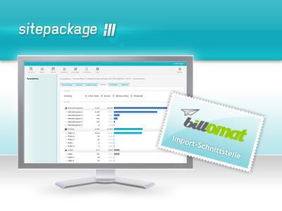 sitepackage:// Newsletter-System mit Billomat-Schnittstelle