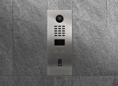 Access control via fingerprint with DoorBird and ekey. Photo: Bird Home Automation GmbH