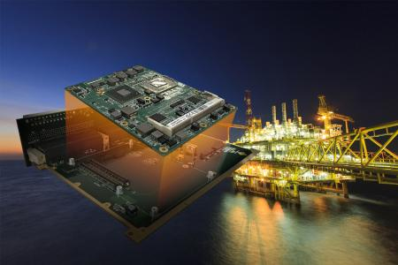 A new rugged class of data processing engines for the digitization of the oil and gas industry