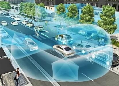 Ein Wachstumstreiber von Continental ist der neue 3D Flash Lidar-Sensor