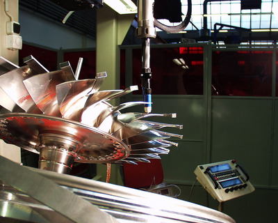 MTU Aero Engines performs first blisk repair by patching