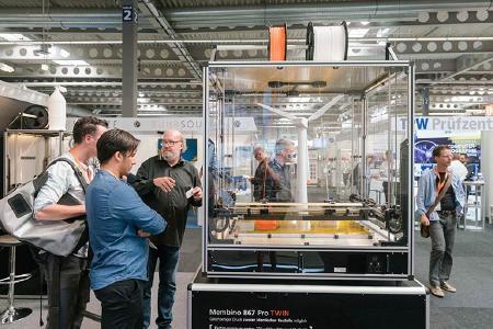 Erstmals eigenständige Plattform für rechtliche Aspekte der additiven Fertigung