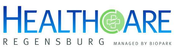 Logo Healthcare Regensburg
