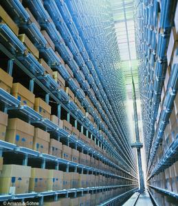 Effiziente Lagerlogistik mit SAP EWM bei Amann