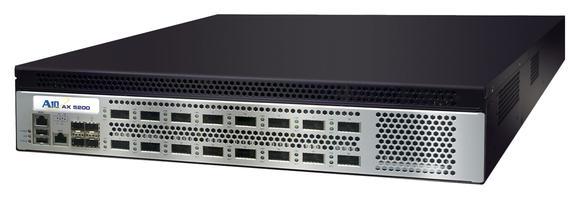 Ab sofort vermarktet entrada die Load Balancing-Plattformen der AX Series von A10 Networks. Im Bild das Flaggschiff AX-5200