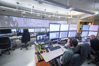Control room of an Equinor offshore platform / Photo: Equinor/Michal Wachucik