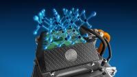 Impulse für die Serienentwicklung: Halbleiter aus Silizium-Carbid erhöht die Effizienz und Reichweite von E-Antrieben – bald nicht mehr nur in der Formel E (Bild ZF)