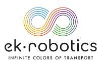 Neuer Markenauftritt und Name für Transportrobotik Spezialisten ek robotics