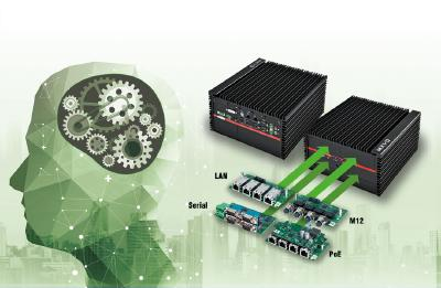 Modular Embedded PC certified for Milestone video management system