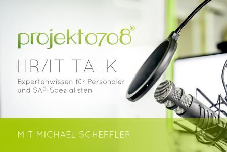 HR/IT Talk Podcastreihe von projekt0708