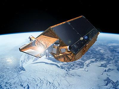 Watch online: CryoSat results