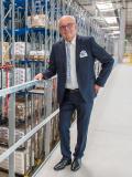 Erich Greiwing schaut im Familienunternehmen auch mit 80 Jahren noch regelmäßig nach dem Rechten. (Foto: GREIWING logistics for you GmbH)