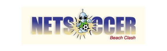 Logo NetSoccer Beach Clash