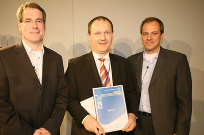 "EMC zeichnet fme AG als ""Top Service Partner of the Year 2006"" aus"
