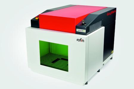 EasyMark – das kompakte Laserbeschriftungssystem für eine Vielzahl an Materialien