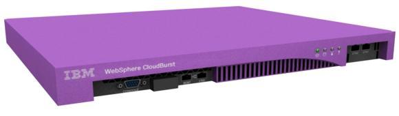 IBM's New SOA Appliance Delivers Enterprise Cloud Services