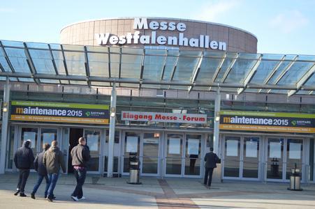 Vom 24.-25.02.2016 veranstaltet Easyfairs die Fachmessen für Instandhaltung maintenance-Dortmund.