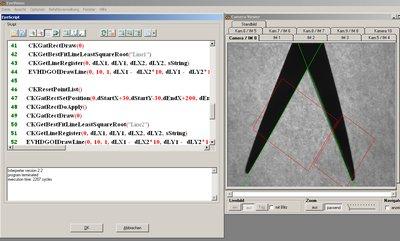 EyeSkript - das Tool für den programmiererfahrenen Anwender