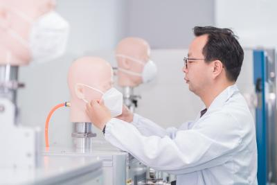Respirators: TÜV Rheinland certifies FFP2 masks from Stolfig Group