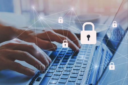 IT-Sicherheit ist eines der Zukunftsthemen für Unternehmen  Credit: Anyaberkut von iStock
