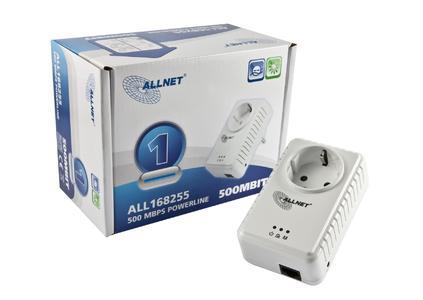 ALLNET stellt neue Generation seiner 200MBit und 500MBit Powerline Adapter vor