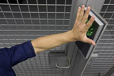 INTUS PS biometrischerZutrittsleser