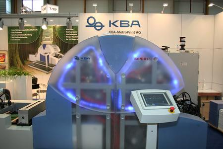 Modern design and environmental perspectives at the KBA-MetroPrint booth