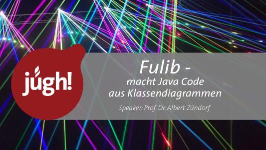 Wie man aus Klassendiagrammen Java Code macht - mit Fulib.
