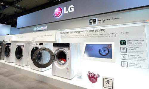 LG IFA 2014 Cord Zero