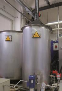Anlage zur Waschwasseraufbereitung bei Schulte & Schmidt (Quelle: P3N MARKETING GMBH)