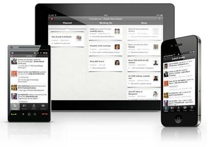 Alles neu bei Projectplace: Design, Funktionen, Apps