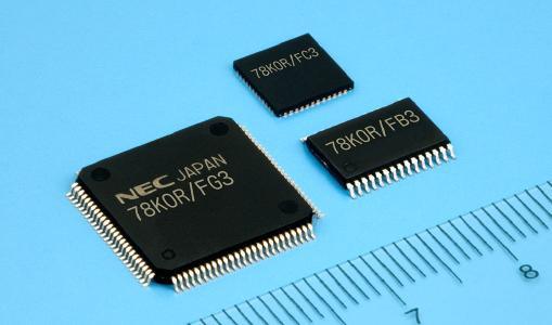 36 neue 16-Bit-MCUs mit CAN-/LIN-Support